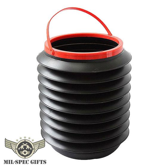 1 Gallon/4 Liter Portable Folding Water Bucket