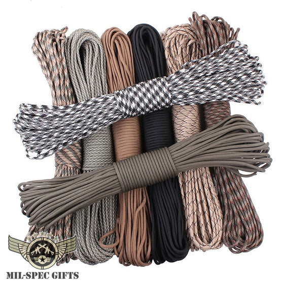 100ft - 550 lb (7 Strand Paracord)