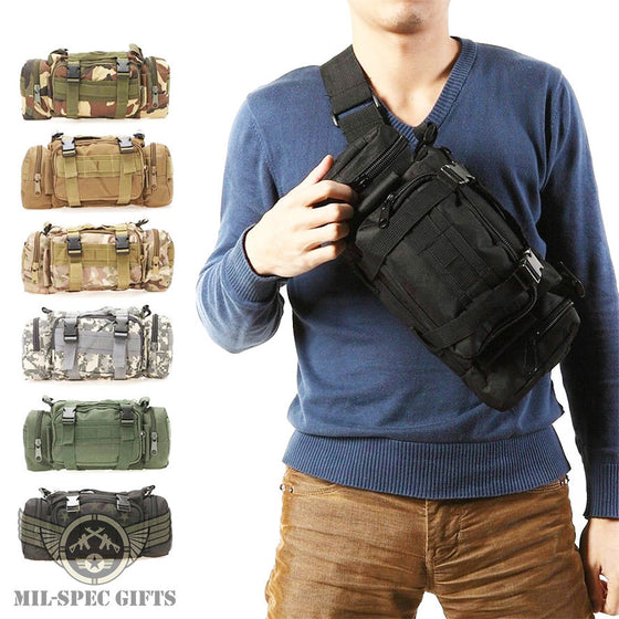 TaticiPak™ 3 Litre Military Tactical Pack