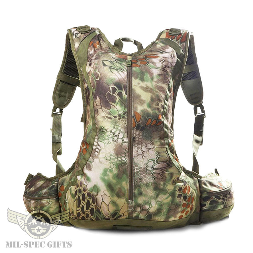 Camouflage Tactical Backpack (20 Litre)