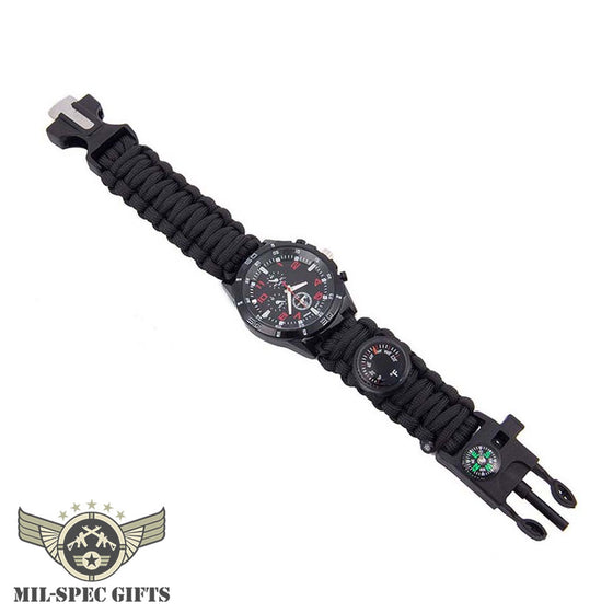 5-IN1 Camo Tactical Watch