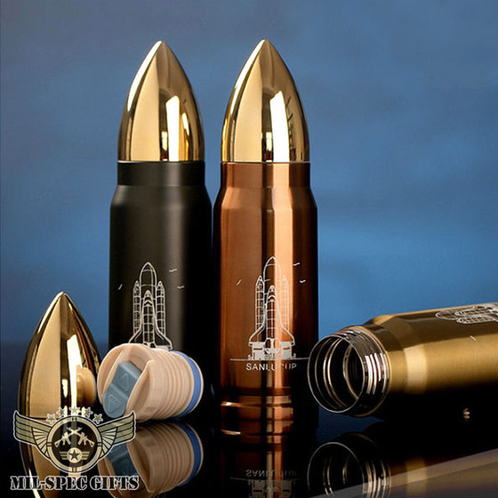 Bullet Shaped Thermos
