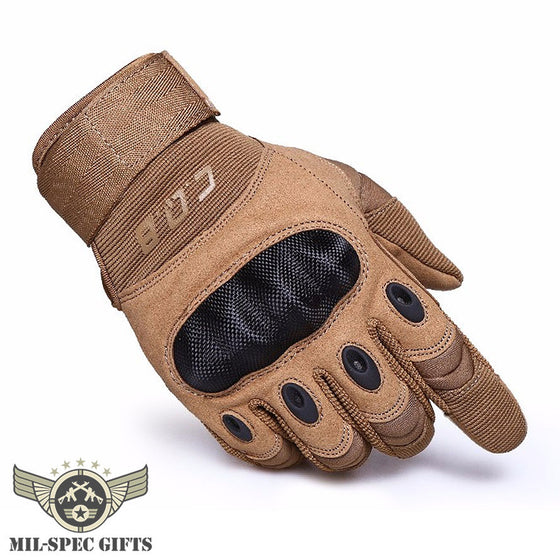 CQB Tactical Full Finger Gloves