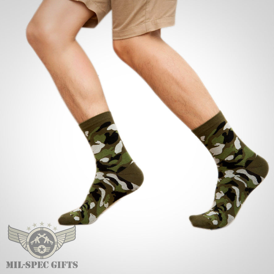 camouflage socks the perfect christmas gift