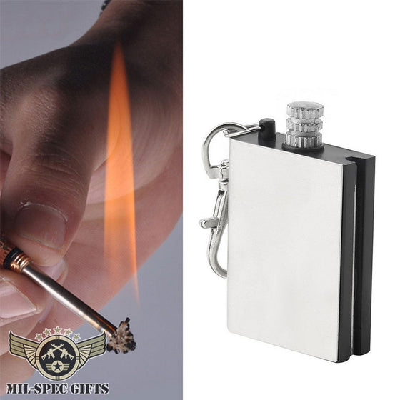 Emergency Flint Fire Starter