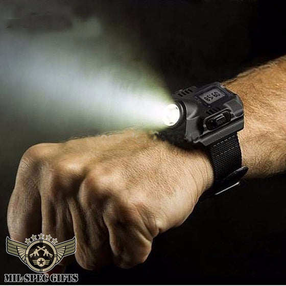 Flashlight LED Wrist Light