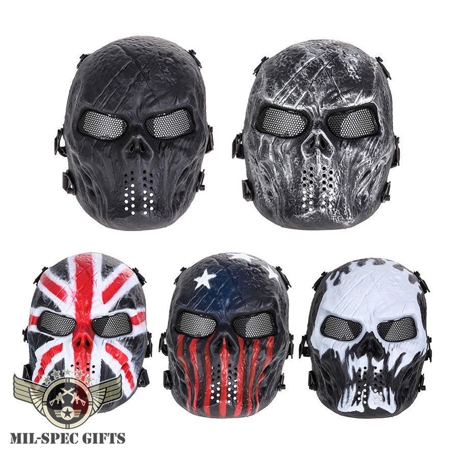 Ghost Mask Military - MilSpecGifts