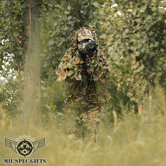 Hunting 3D Ghillie Suit