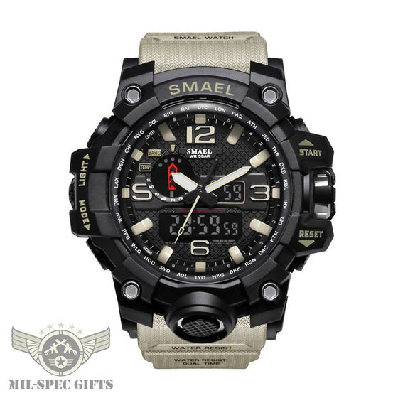 Men's Military Sports Watch