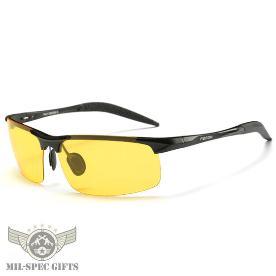 Mil-Spec Aluminum Polarized Sunglasses