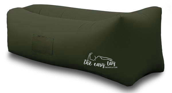 The Easy Lay™ 3.0 with Head Rest + our Snap-Back Buckle!