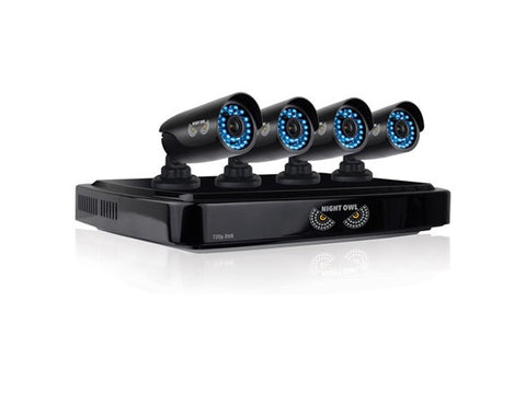 Night Owl AHD7-841-R 8 Channel Smart HD Video Security System