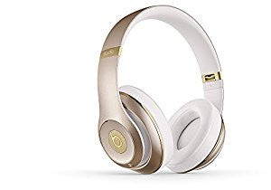 Beats by Dr. Dre STUDIO 2 Gold Wireless Headphones - MCTTC TECH STORES