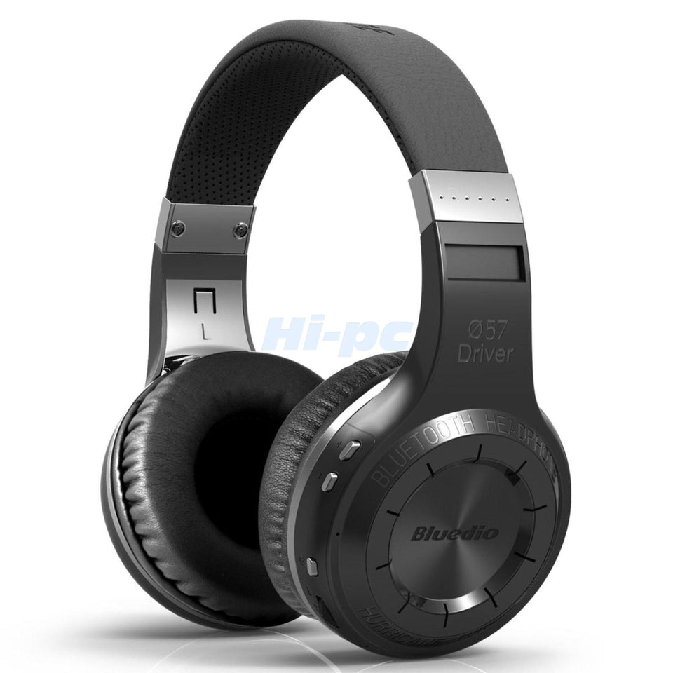 Bluedio Turbine Hurricane Bluetooth 4.1 Wireless Headset - MCTTC TECH STORES
