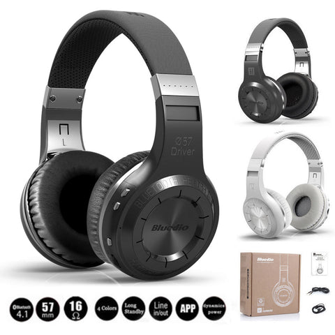 Bluedio Turbine Hurricane Bluetooth 4.1 Wireless Headset