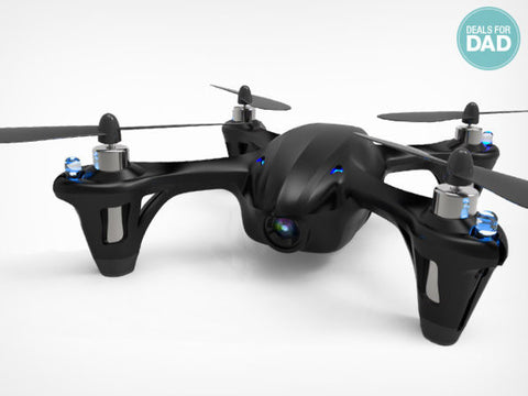 Code Black Drone with HD Camera - MCTTC TECH STORES
