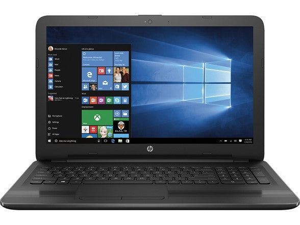 "HP 15-ba078dx Notebook, 15.6"" HD LED-backlit Touchscreen - MCTTC TECH STORES"