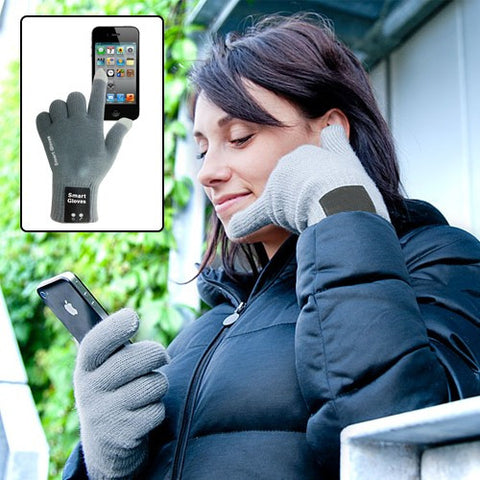 Smart Gloves Bluetooth Call Receiving Vibrating Gloves