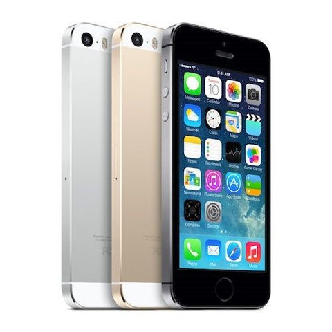 "Apple iPhone 5S 16GB ""Factory Unlocked"" 4G LTE iOS Smartphone"