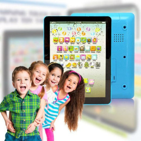 Children's Touch & Type Educational Tablet Toy