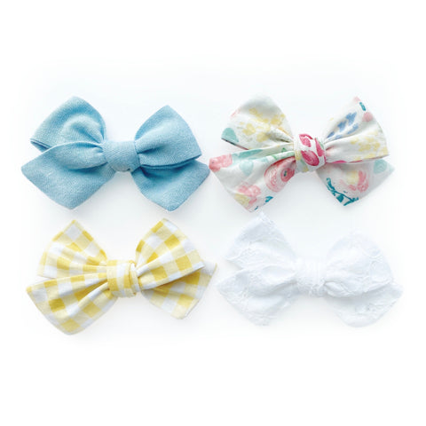 April Bow Collection
