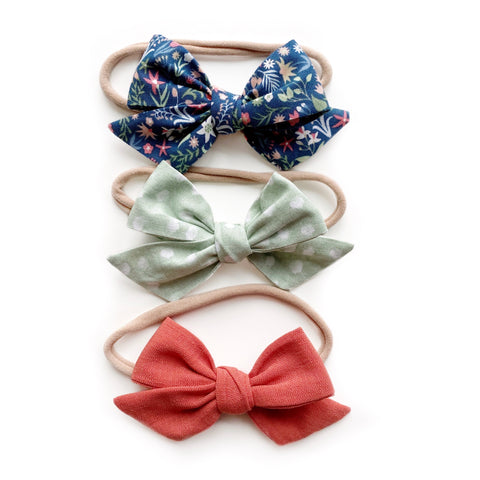 February Bow Collection