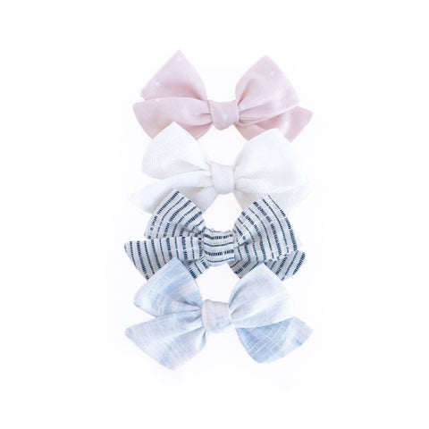 August Bow Collection