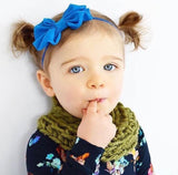 Skyler Bow Headband or Clip