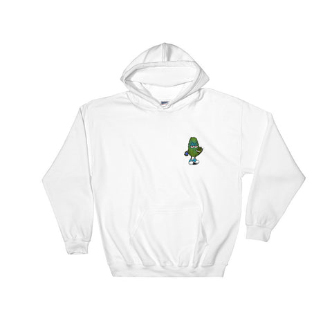 Blueberry Widow Hoodie - BillyTees