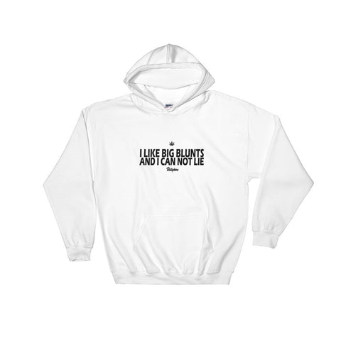 I Like Big Blunts Hoodie - BillyTees