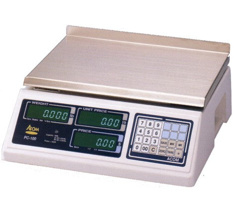 CASH REGISTER LINKING SCALE