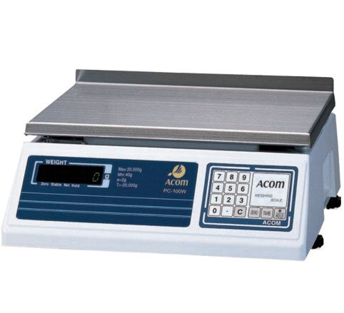 ACOM PC-100W Precision Scales