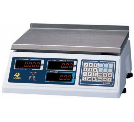ACOM PC-100 Price Computing Scales