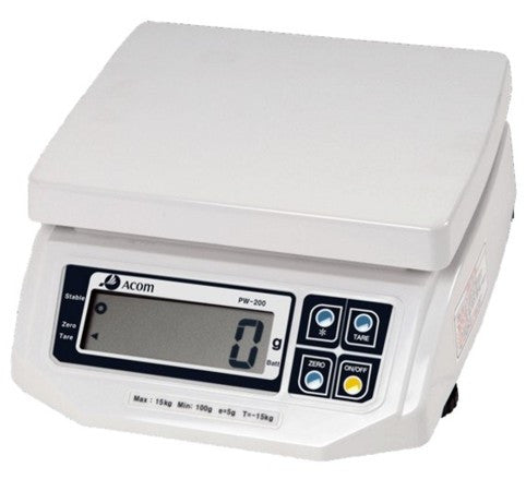 ACOM PW-200 Simple Weighing Scale