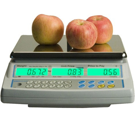 ADAM AZextra Price Computing Retail Scales