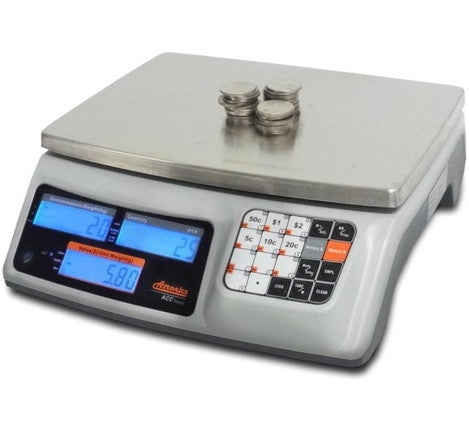 CAS Atronics ACC Coin Counting Scale