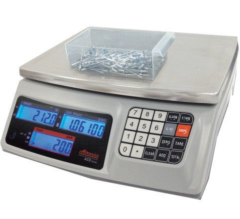 CAS Atronics ACS Coin Counting Scale