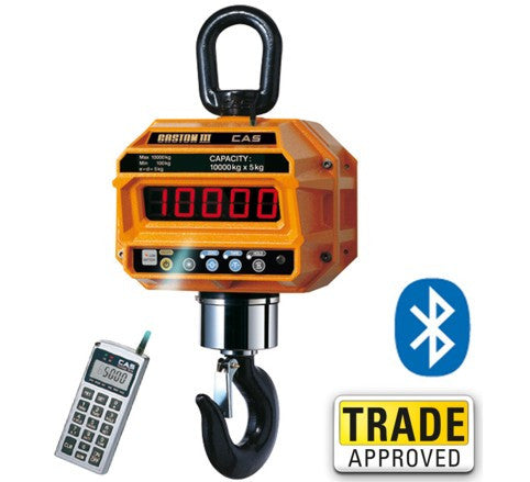 CAS Caston-BT Bluetooth Crane Scales