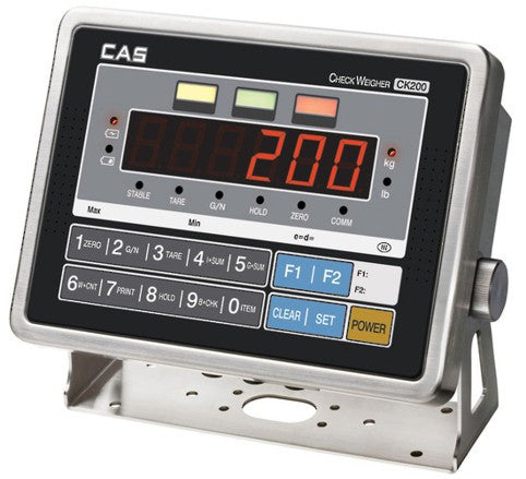 CAS CI-200SC Digital Check Weigh Indicator