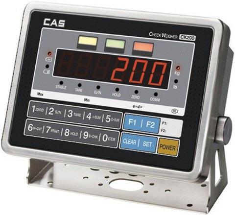 CAS CK200SC Static Checkweighing Scale