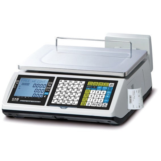 CAS CT100 POS & Ticket Printing Scale