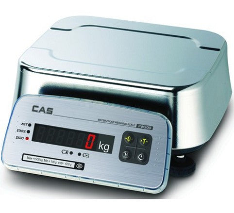 CAS FW500-E Waterproof Scales