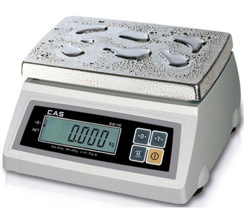 CAS SW-1W Digital Weighing Scales