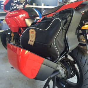 SIDE PANNIER BAGS FOR DUCATI MULTISTRADA 1100