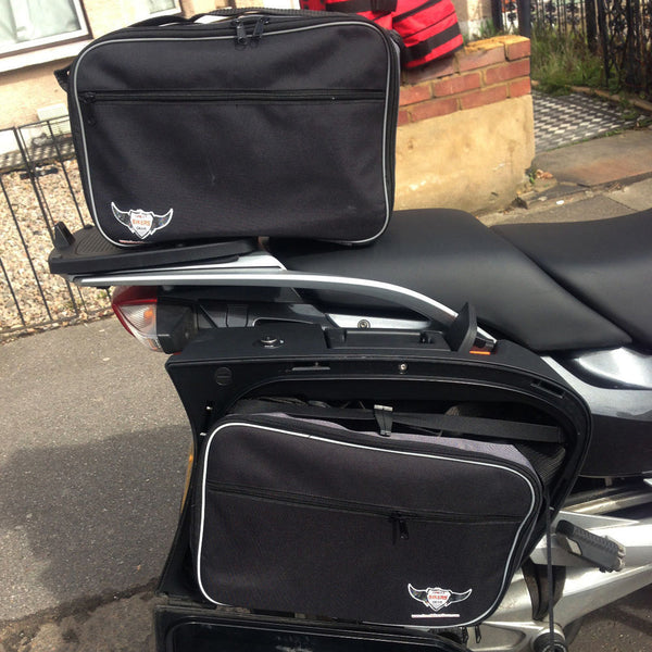 BMW Bike K1200 GT Side Pannier Bags