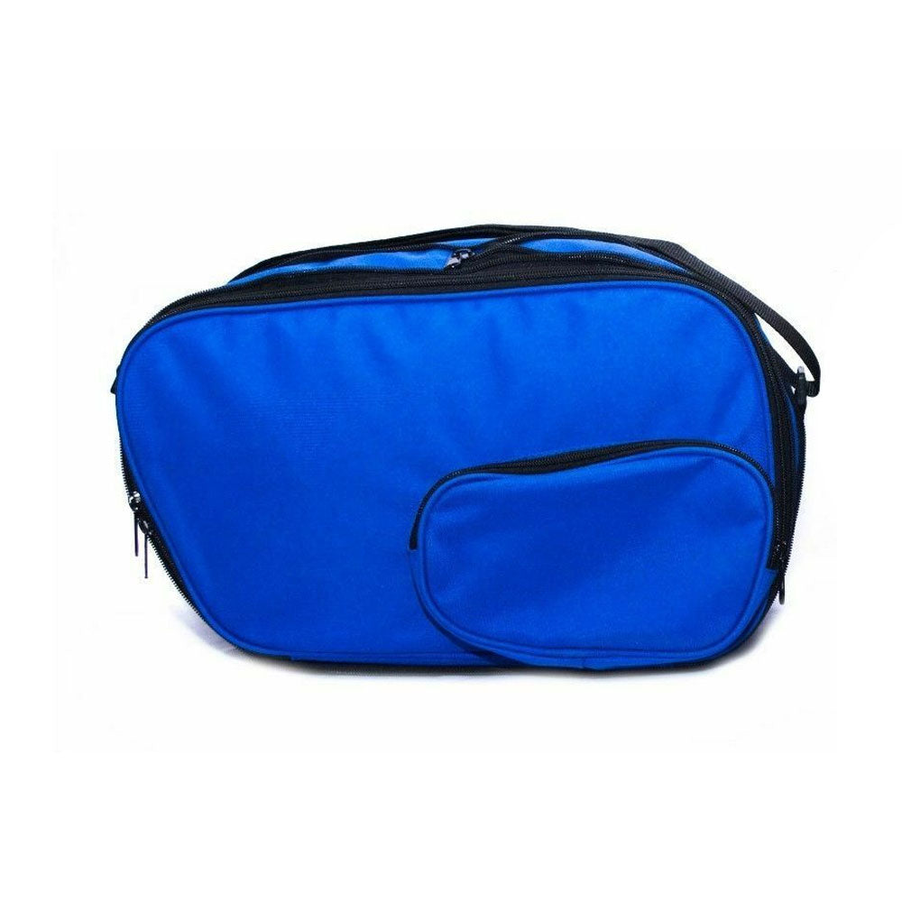 Pannier Liner Bags Expandable to fit BMW R1150RT (Blue)