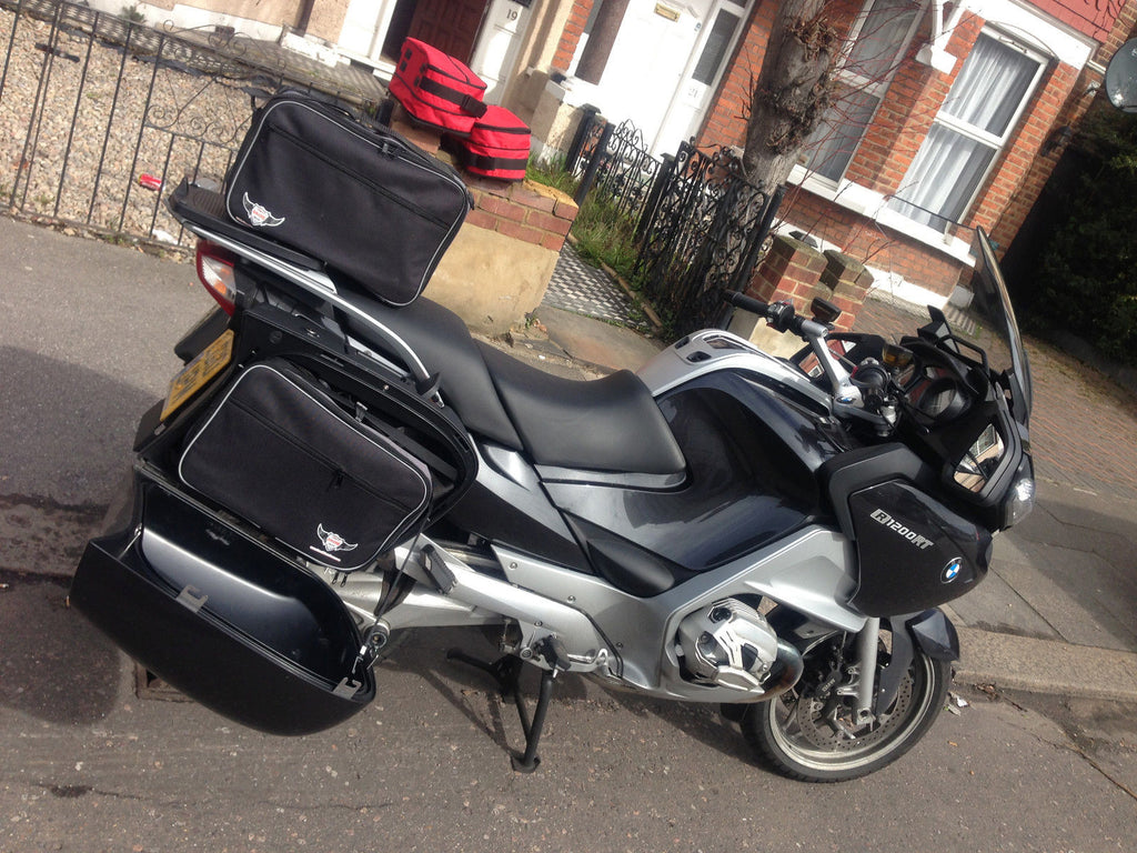 BMW R1200RT LIQUID COOL LC SIDE PANNIER BAGS