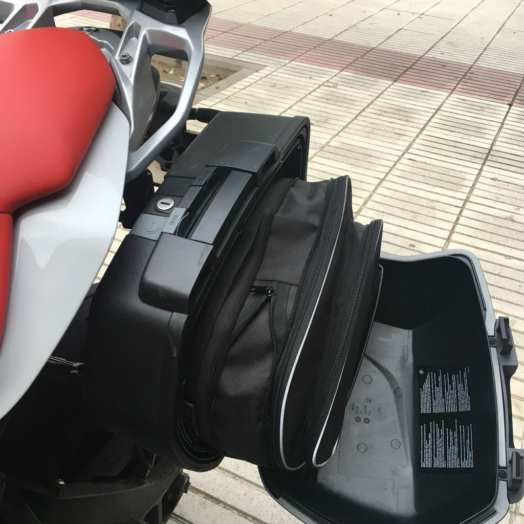 Pannier Liner Inner Bag to fit BMW Bike F800GT Touring Panniers 2013 Onward