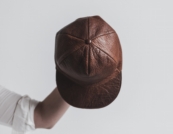 Jamestown by Fremont Hide - Premium leather hats for women and men