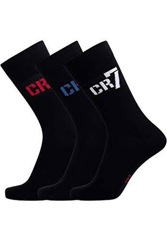 CR7 Youth Socks - 3 Pack